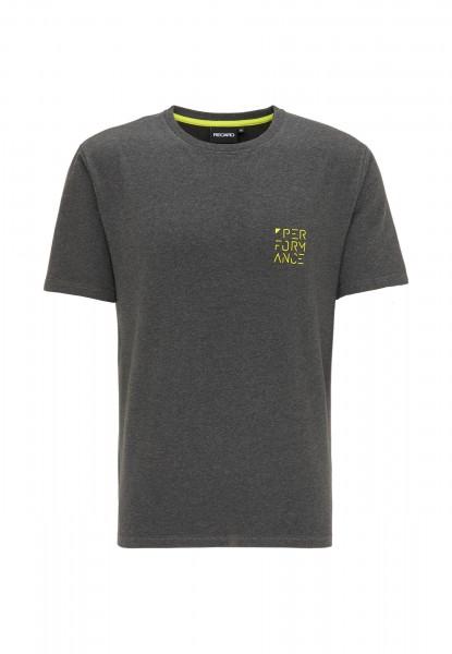 T-Shirt Performance Dark Grey